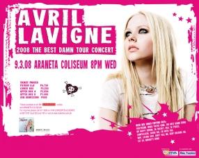 Avril Lavigne Billboard