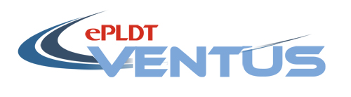 ePLDT Ventus Call Center Logo Concept