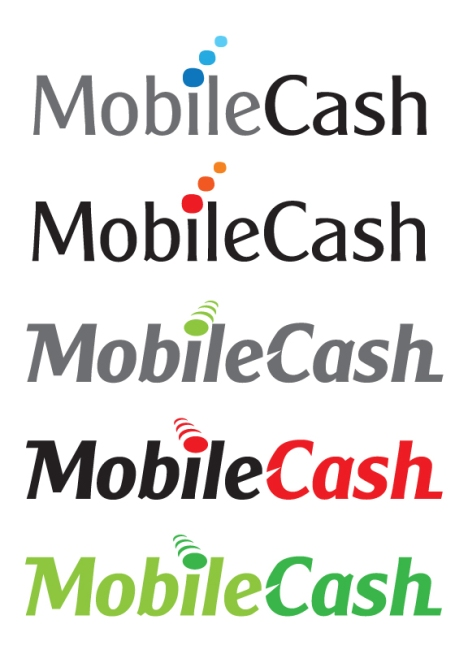 Mobile Cash Logo Concepts