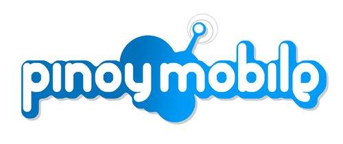 Pinoy Mobile Logo Concept