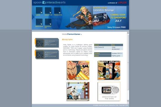 ePLDT Spoon Interactive Arts